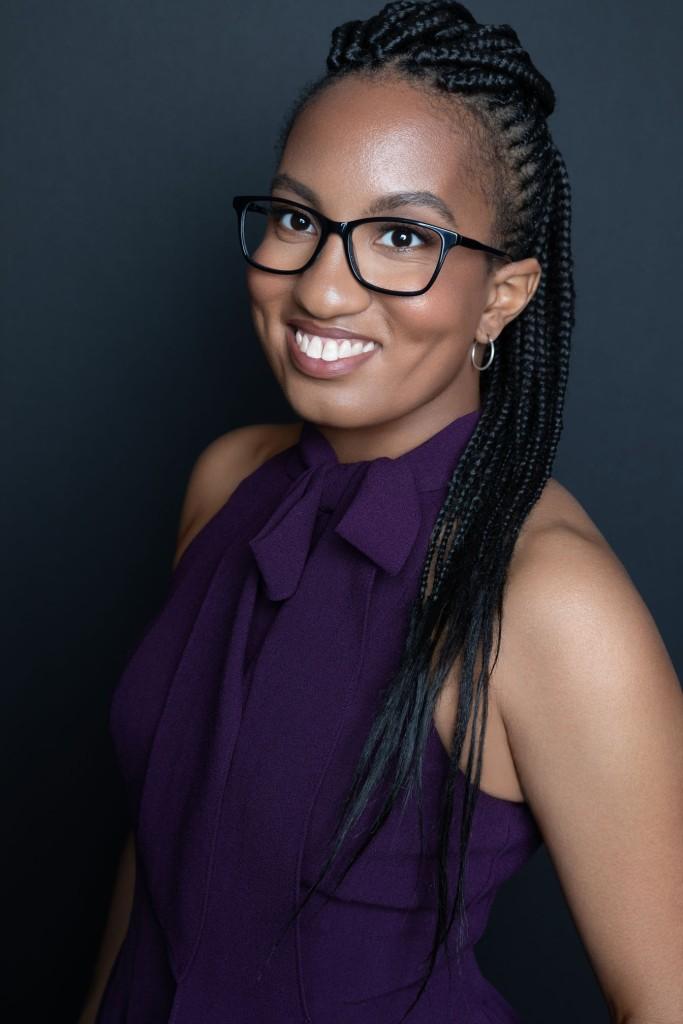 photo of the author, Nicole Glover